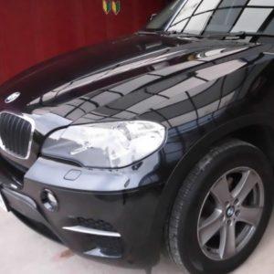 BMW X5 ボディーコーティング
